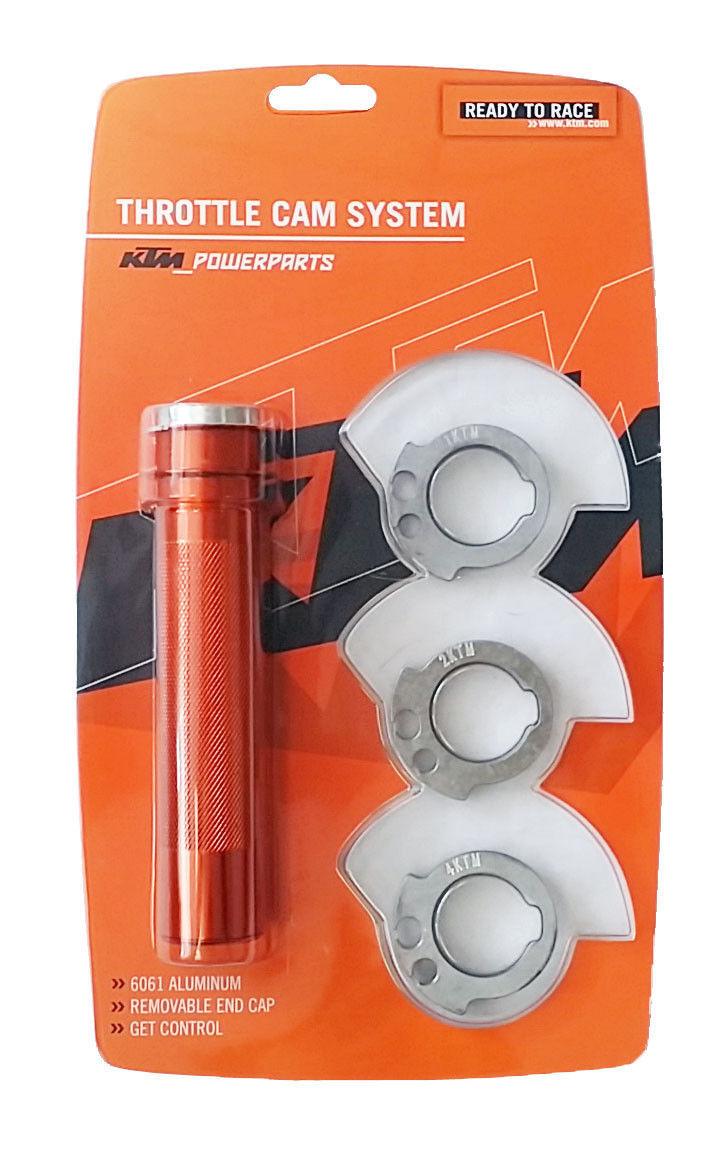 Throttle Cam System Ktm